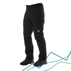 Full zip soft-shell pants GARMO