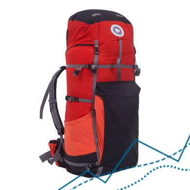 Ultralight Expedition Backpack Osh 85L